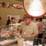 Bäcker in der Magnolia Bakery
