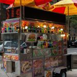Halal Food Cart in New York City