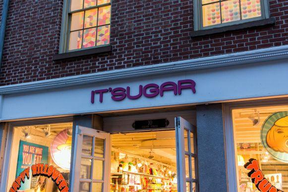 It's Sugar 10 Fulton Street New York City