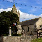 Kirche in der Normandie