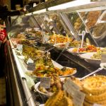 Salate etc bei Dean & Deluca – New York