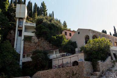 Äußerer Bereich Hotel Belvedere Dubrovnik