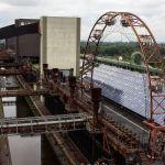 Riesenrad Zeche Zollverein