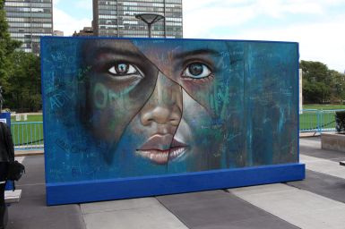 Kunstwerk UN
