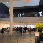Lobby des Museum of Modern Art, New York City