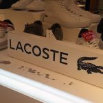 Lacoste Shooes at Macys New York City
