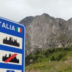 Italia Schild