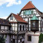 Fachwerkhaus auf der Warburg, Eisenach