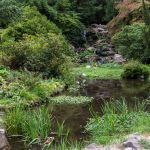 Seendlandschaft im Bergpark Wilhelmshöhe