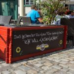 Sprüche vom Café Vincent, Quedlinburg