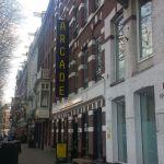 Arcade Hotel Amsterdam von Außen