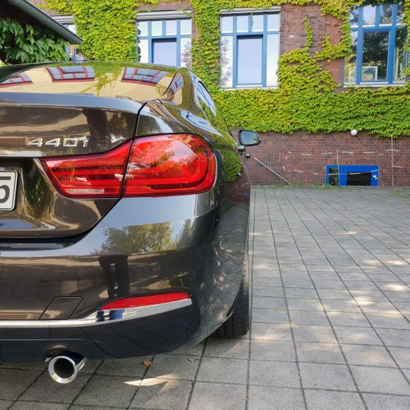 BMW 440i Gran Coupé Heck