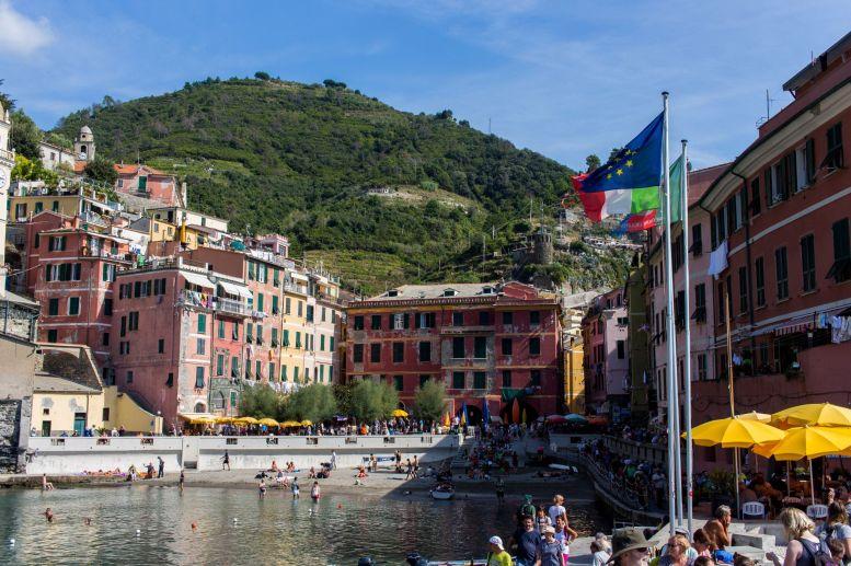 Hafen von Vernazza, Cinque Terre