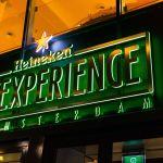 Heineken Experience Eingang, Amsterdam