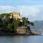 Kleines Schloss zwischen Santa Margherita und Portofino