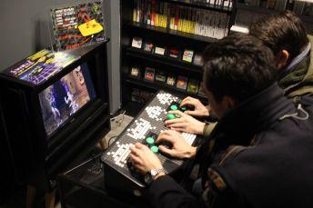 Spielautomaten im Arcade Hotel Amsterdam
