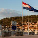 Anlegestelle von Vela Luka, Korcula, Kroatien