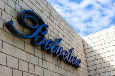Hotel Belvedere Dubrovnik Schild