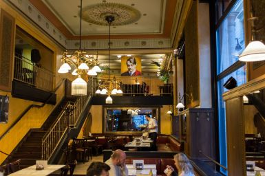 Café Central, Budapest, Ungarn