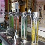 Craft Beer Bar im Szimpla Kert, Budapest