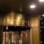 Eingang Hotel Intercontinental