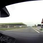 Grenzübergang Slowakei
