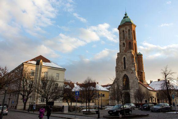 Mária Magdolna Torony, Budapest, Ungarn