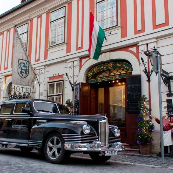 St. Georg Residence, Budapest, Ungarn
