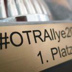 Rallye 2019 Pokalplakette