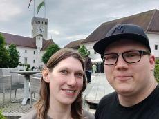 A-Team am Ljubljana Castle