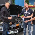 AllgäuRacing schenkt GETCHARLIE.de Motorspray