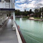 Fähre nach Tihany über den Balaton