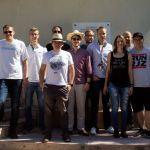 Gruppenbild der Teilnehmer in Budapest