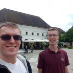 Team DREIst am Ljubljana Castle