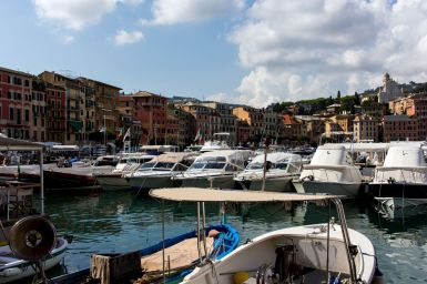 Yachthafen in Santa Margherita Ligure