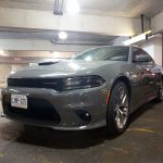 Dodge Charger GT am Flughafen Toronto Pearson International YYZ