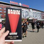 Rammsteinkonzert 2019 im Sinobo Stadion Prag