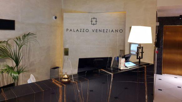 Lobby vom Palazzo Veneziano Hotel, Venedig