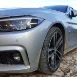 Dreckiger 4er BMW