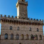 Rathausturm von Montepulciano